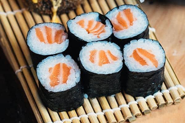 Bestes Sushi Leipzig Maki